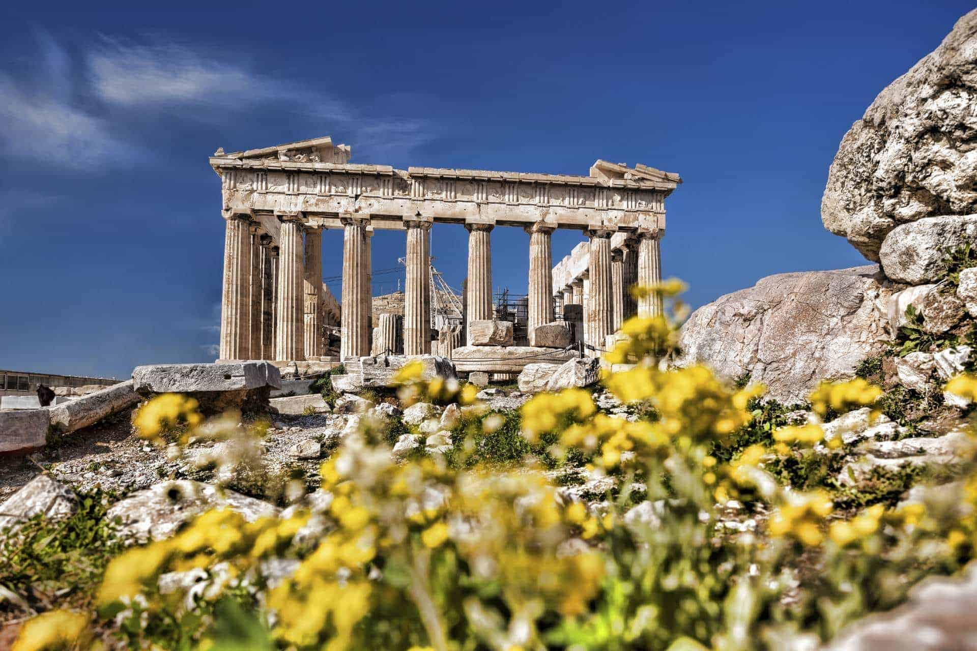 Athens, Acropolis - Greek Islands
