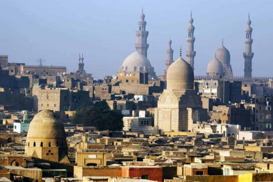 Cairo, the old capital