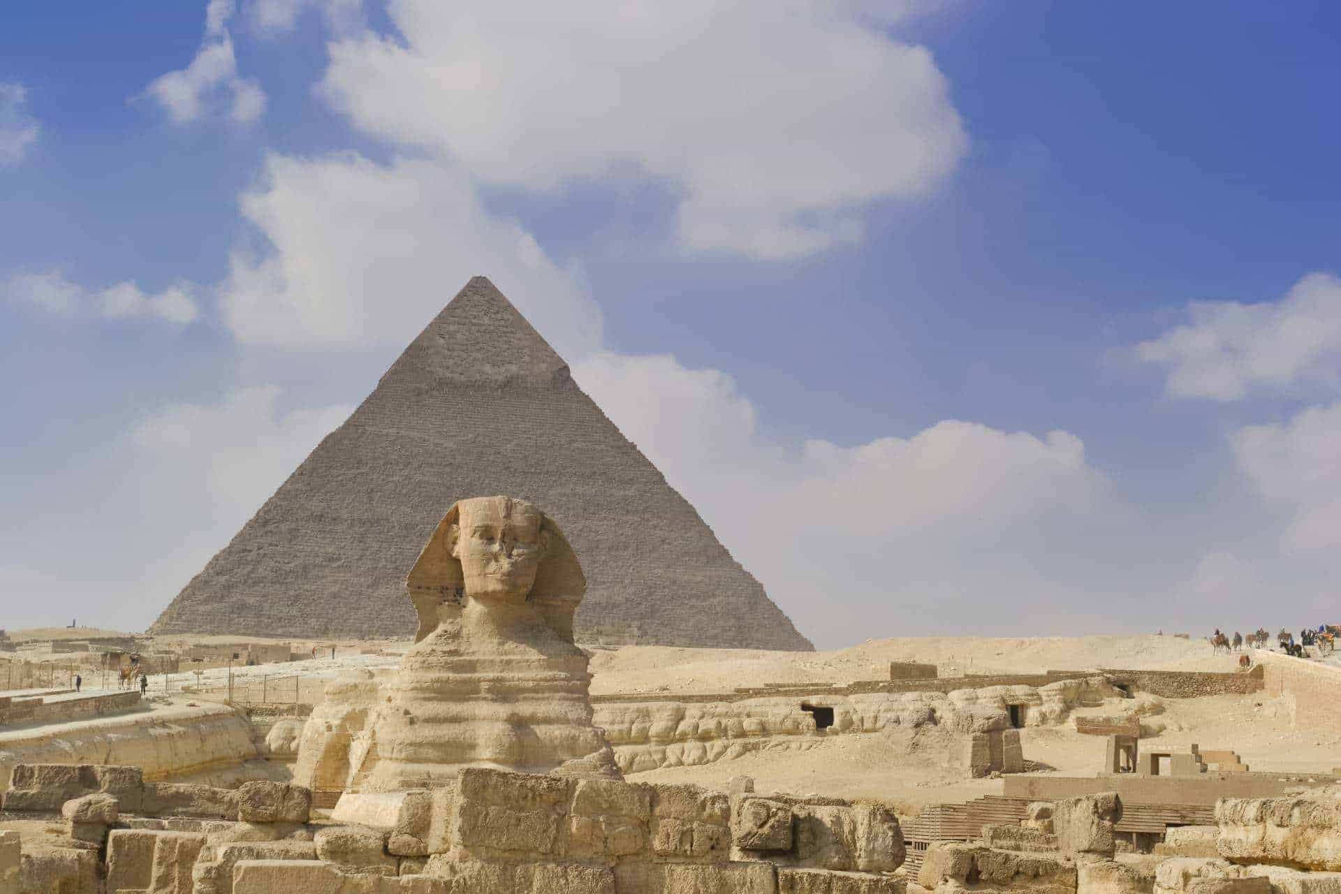 Egyptian small group tour