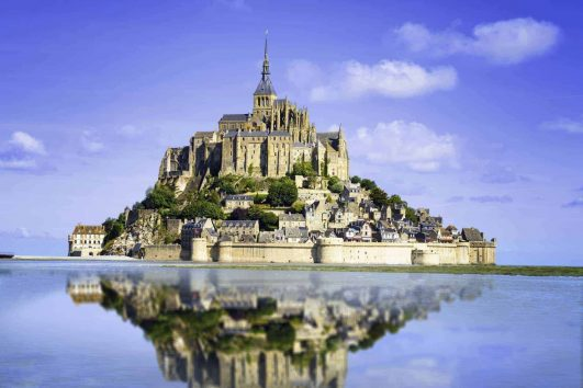 Normandy and Brittany escorted history Tours