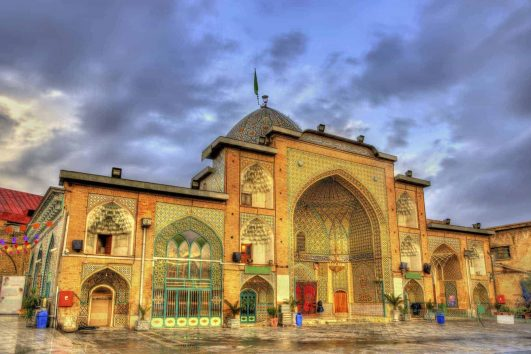 Iran Culture and History Escorted Small Group Tour for seniors