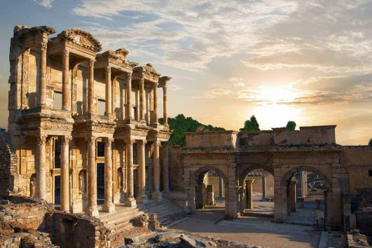 Archaeological Turkey