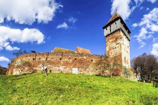 Romania - small group walking tours for Seniors or Mature travellers