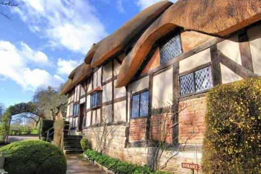 Shakespeare Drama small group tour Stratford England