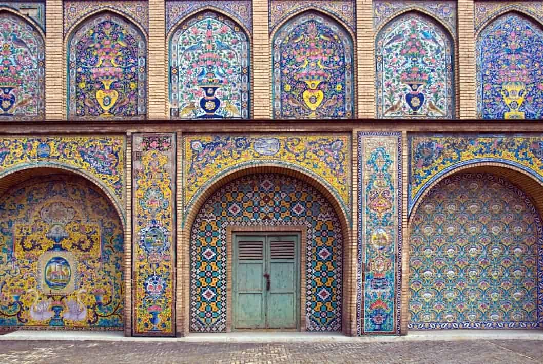 Golestan Palace,Tehran, Iran