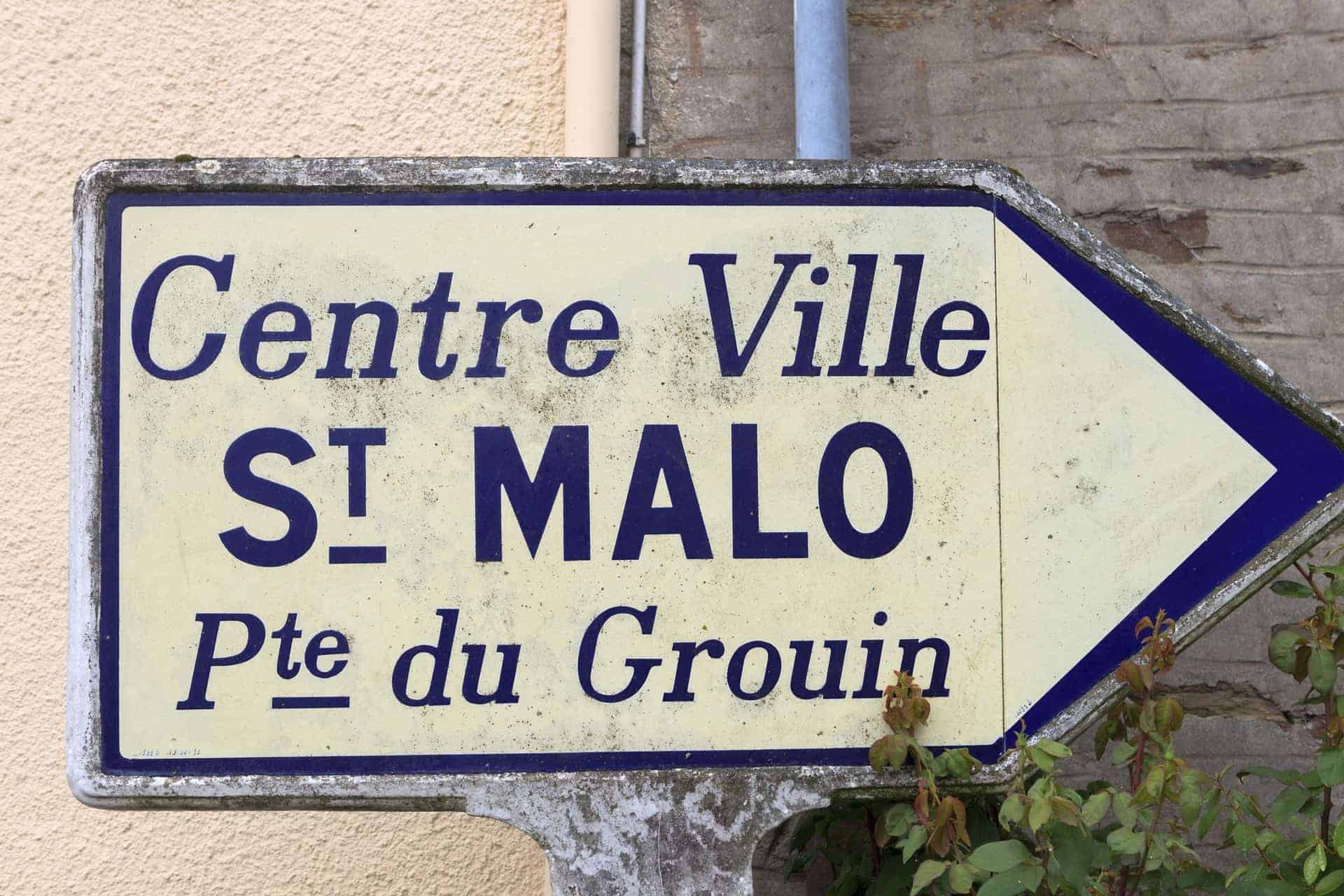 St. Malo in French Brittany