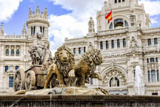 Short Spain tours