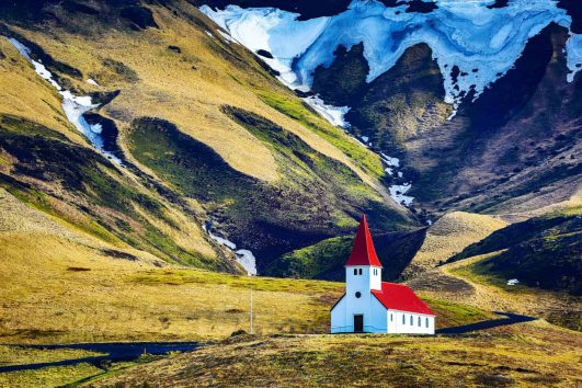Vik Iceland travel