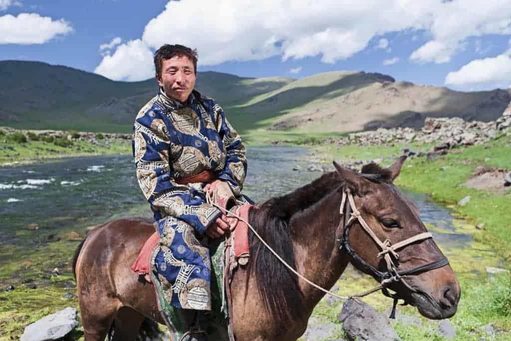 mongolia horse travel