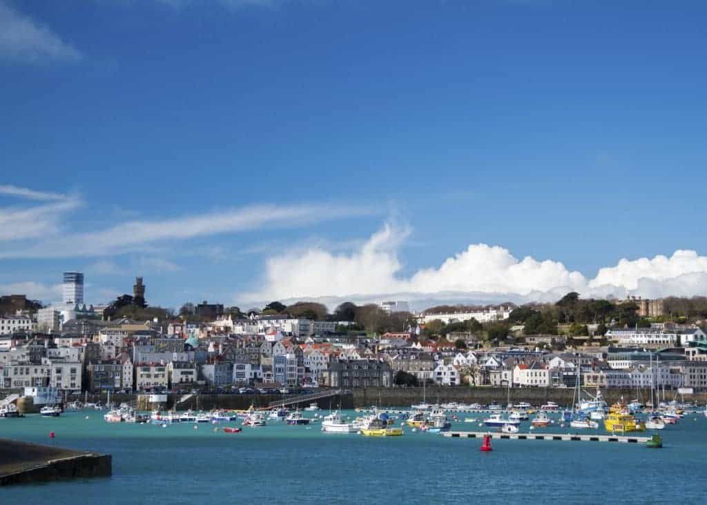Channel Islands Port travel