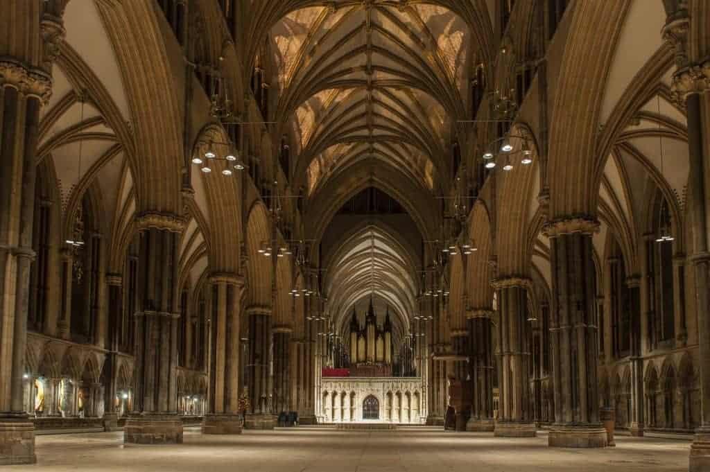 Lincoln England