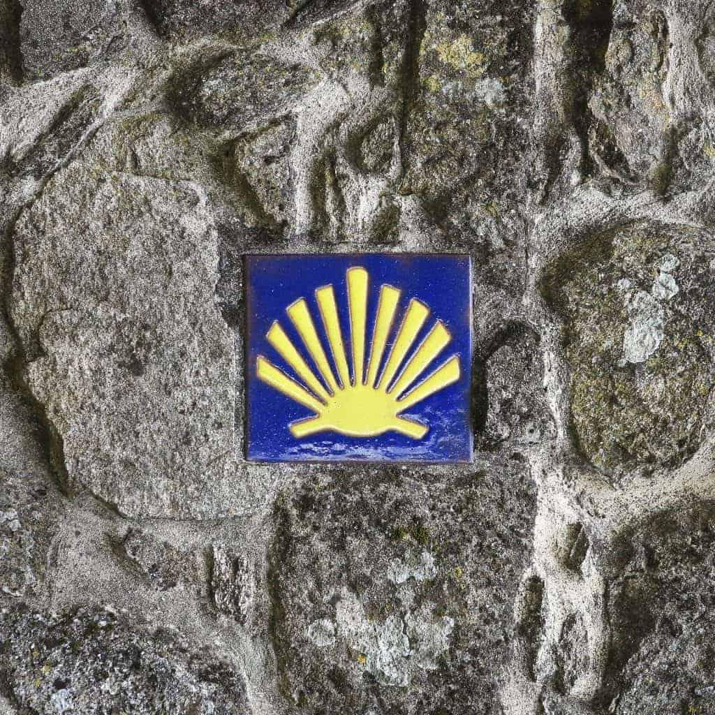 Symbol of the Way of Saint James