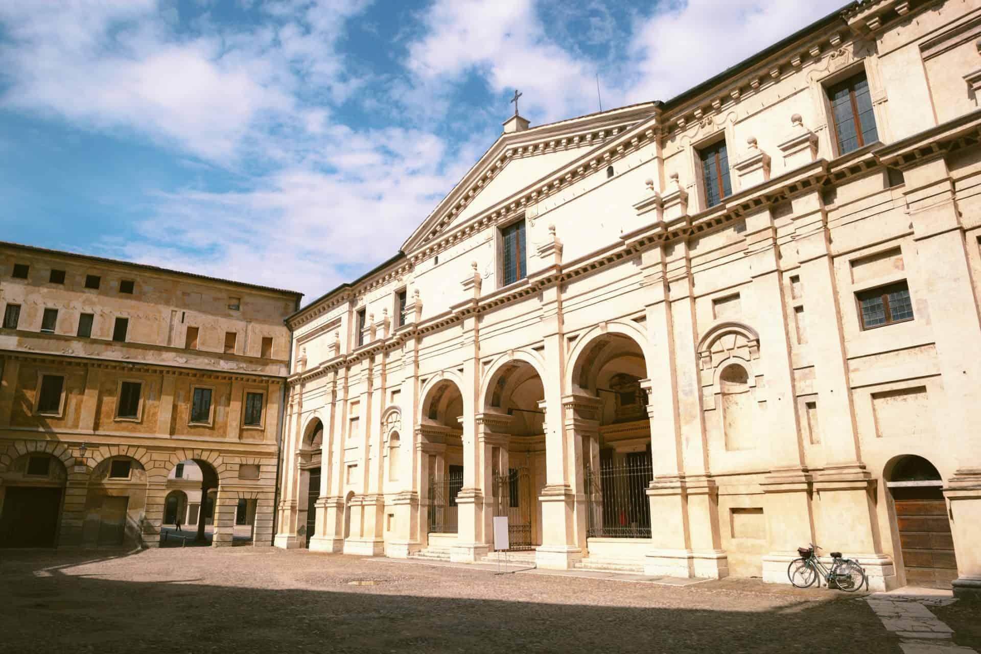 Basilica of Sant'Andrea, Mantua, Italy
