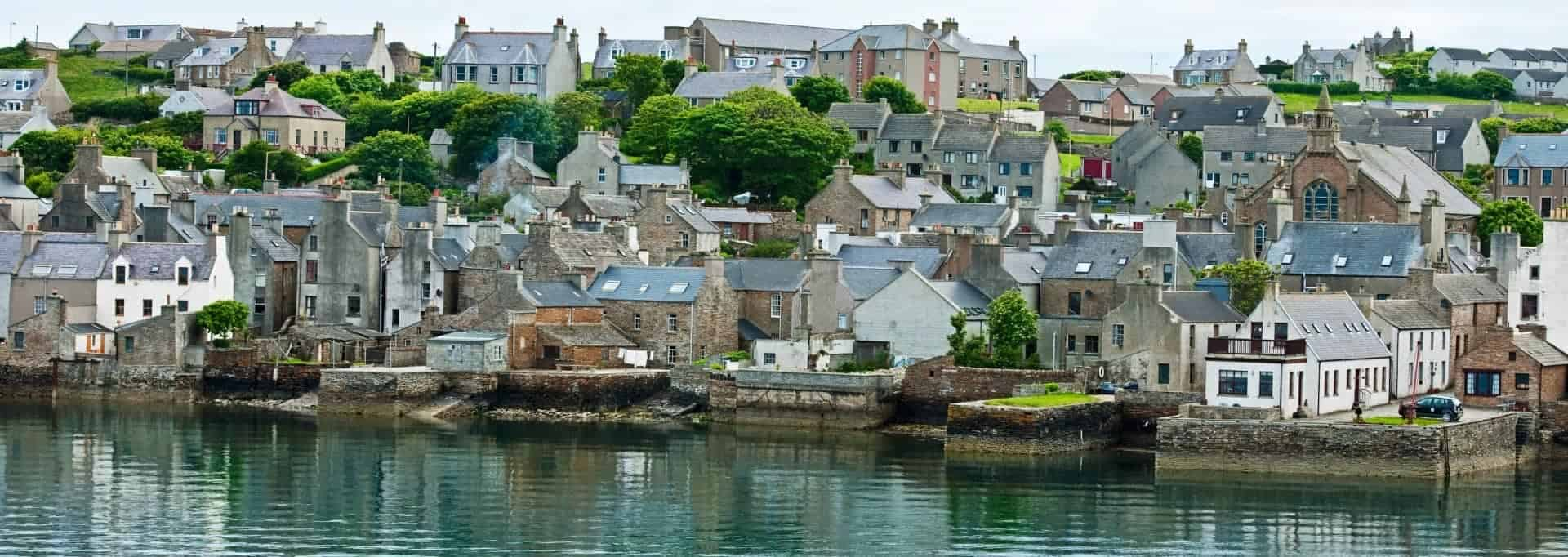 Stromness, Orkney Islands, Scotland