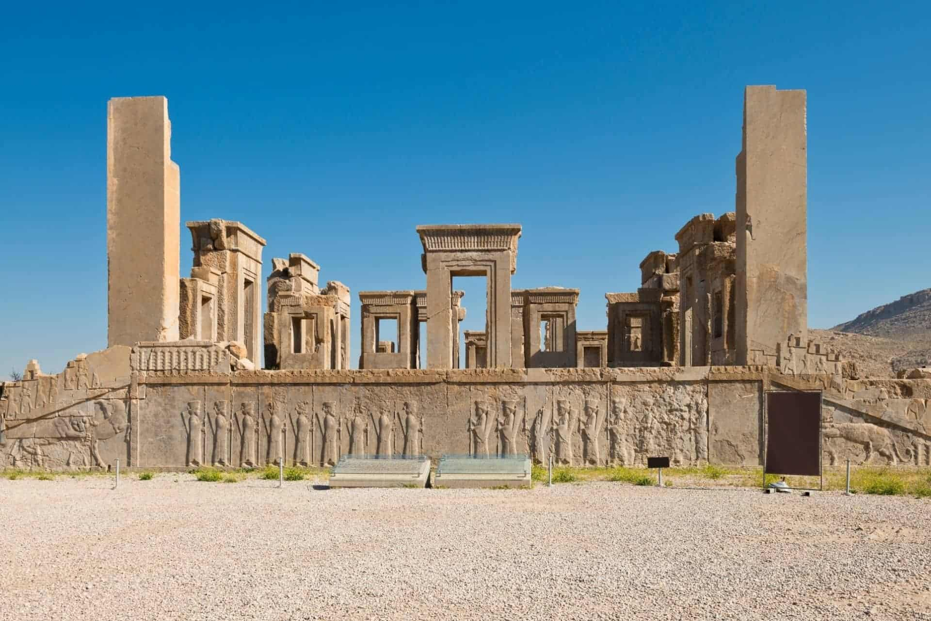 Persepolis Iran Explore This Famous Ancient City Odyssey Travellers