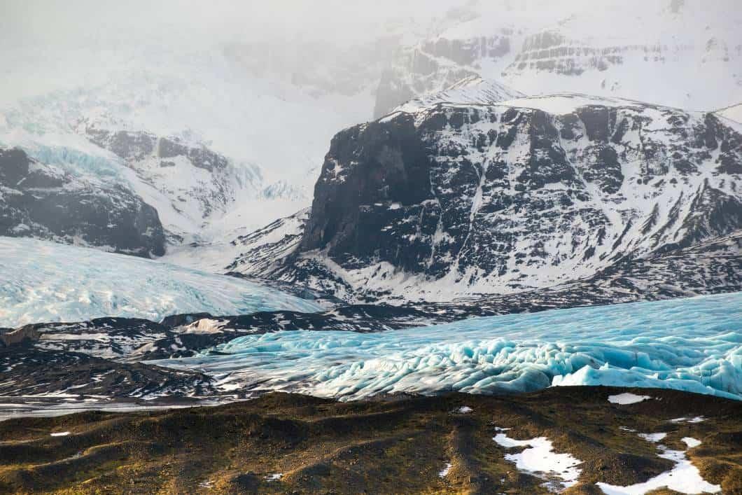 Vatnajokull glacier region, South Iceland