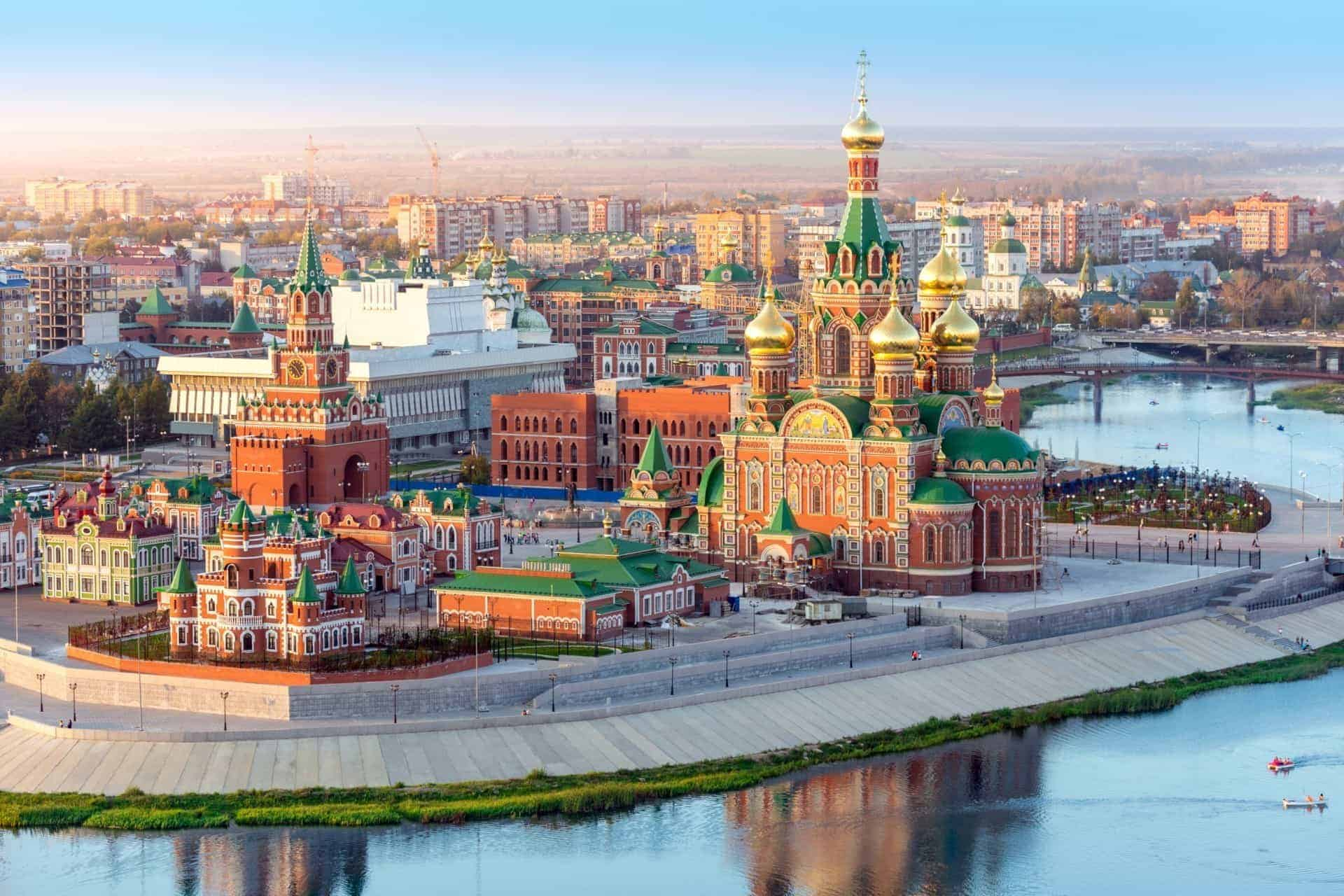 Kremlin in Moscow, Russia