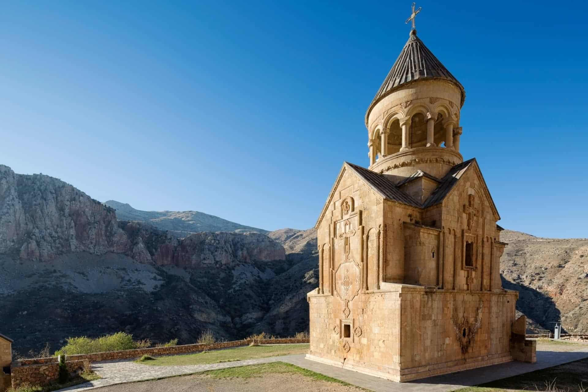 Noravank Monastery, Yeghegnadzor