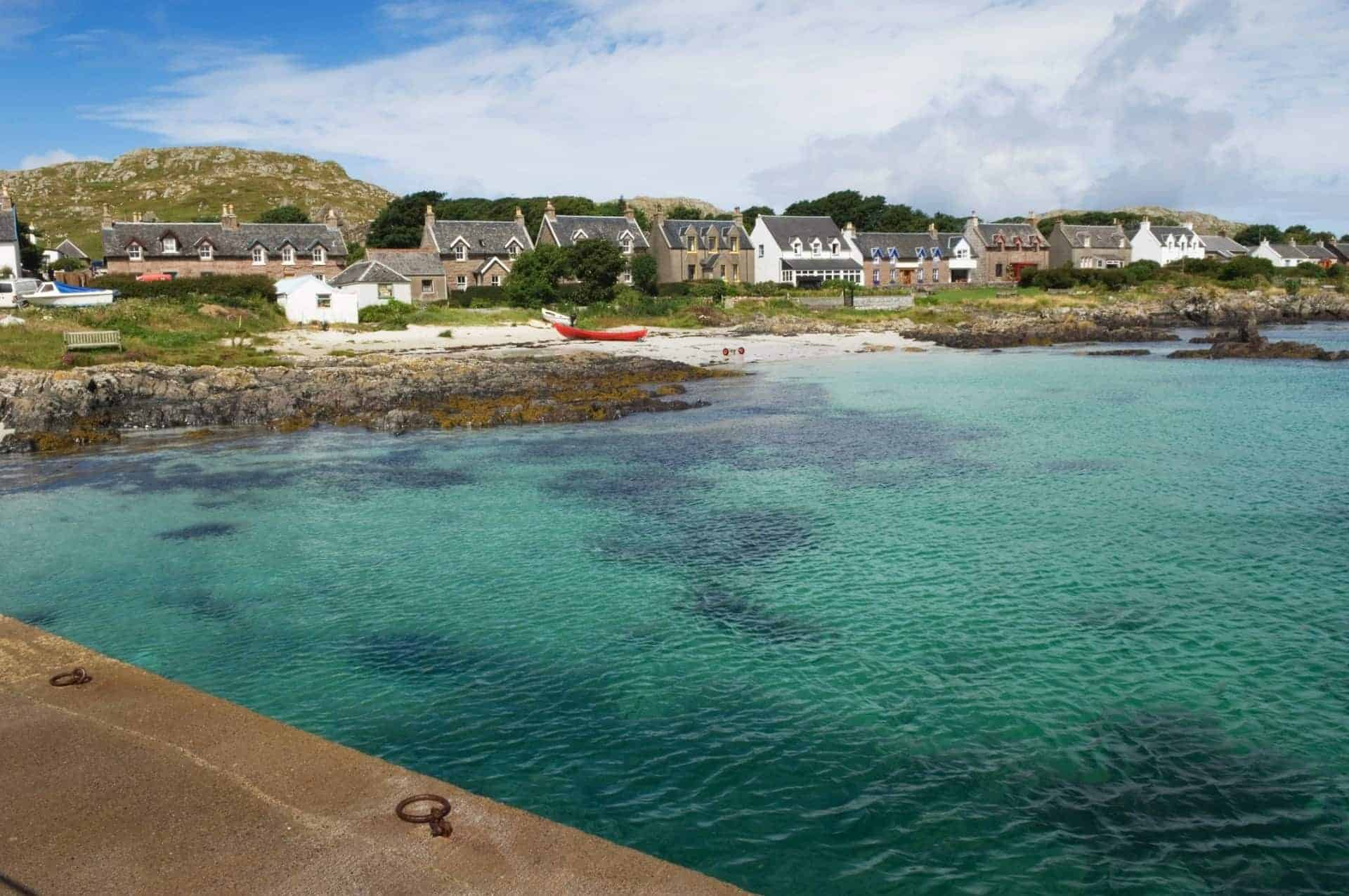 Scottish isles explored