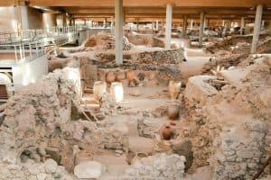 Minoan uncovered;Crete