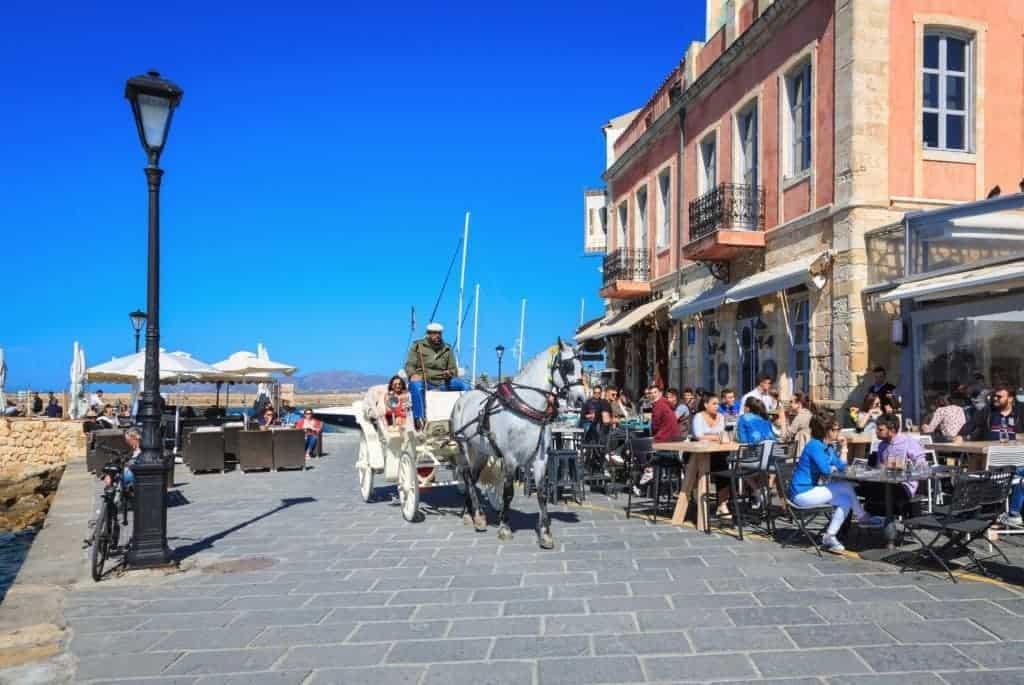 Chania, Crete - Greece