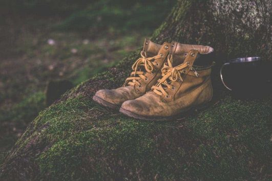 Mature Travellers Footwear and Clothing