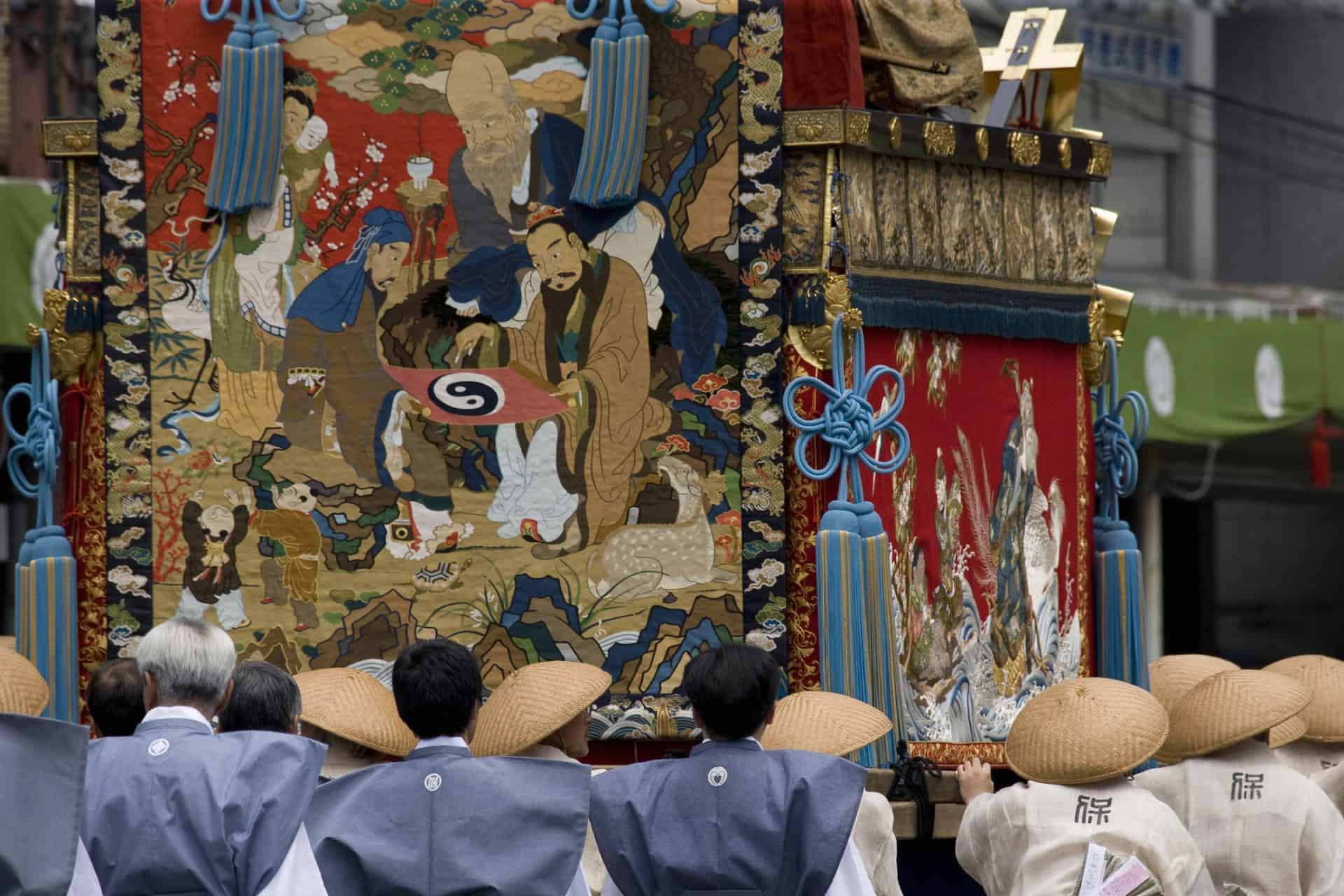 Gion Festival Japan