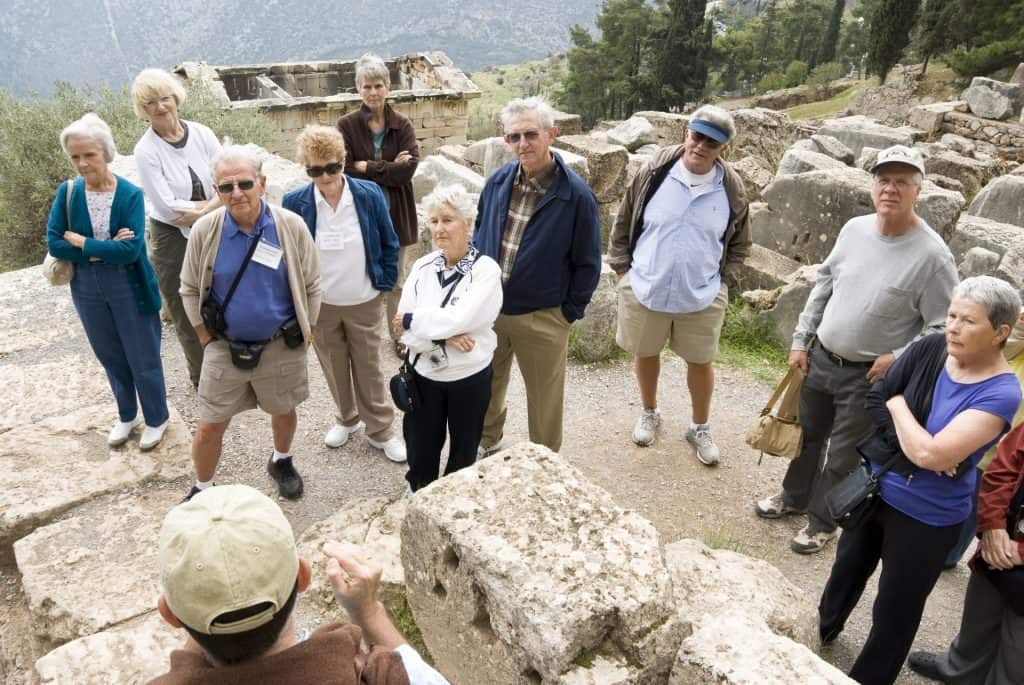 Eastern Mediterranean Islands for seniors
