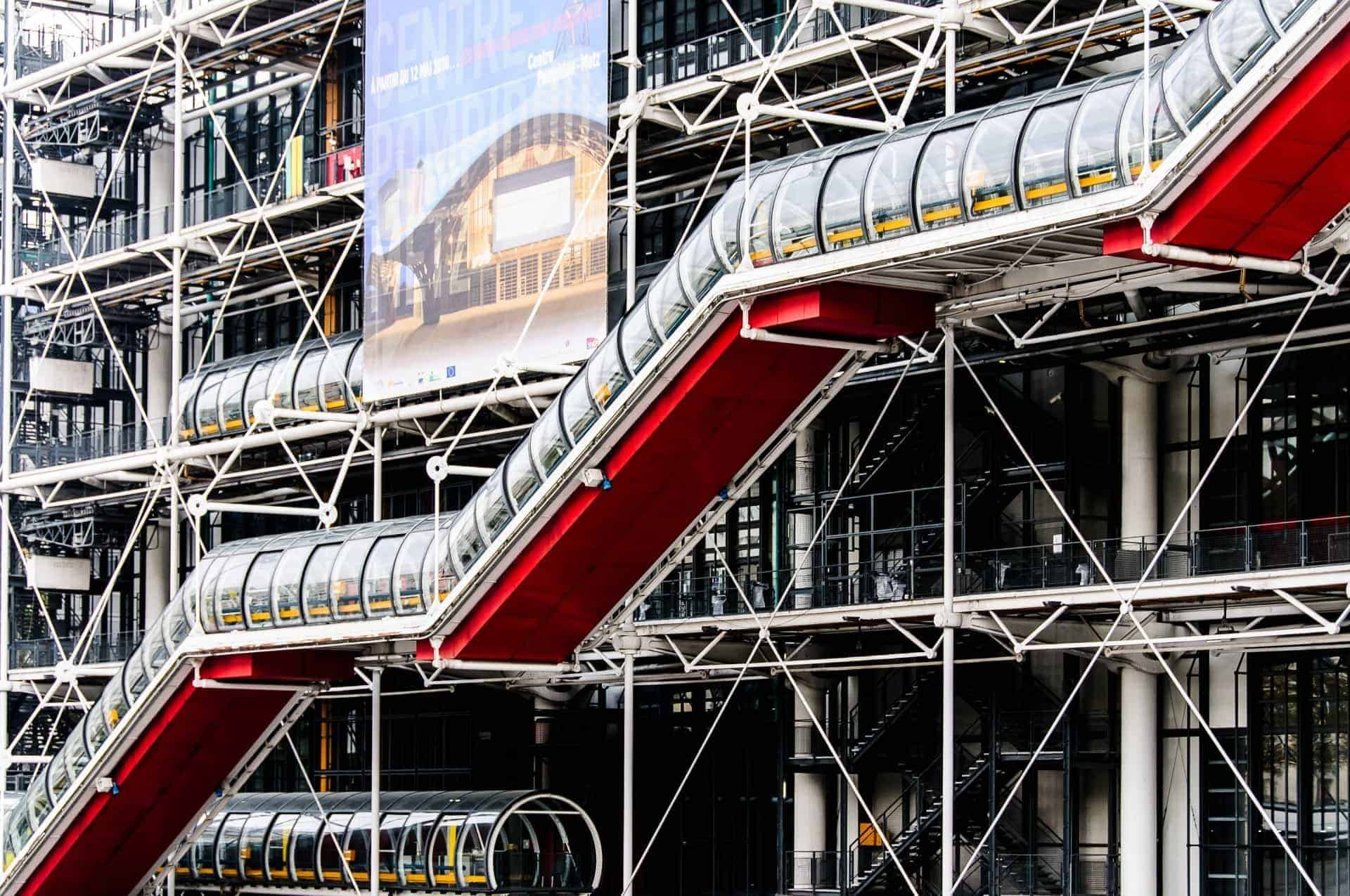 Pompidou, Paris