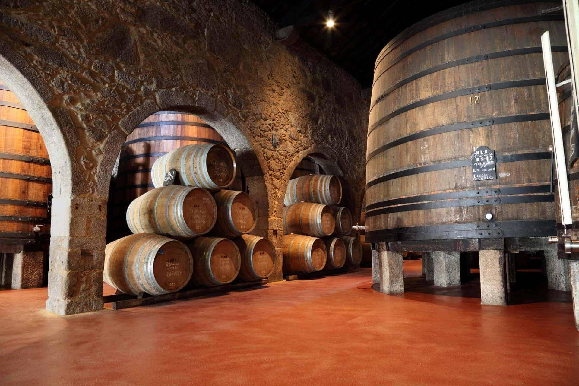 Wine Cellar, Porto, Portugal