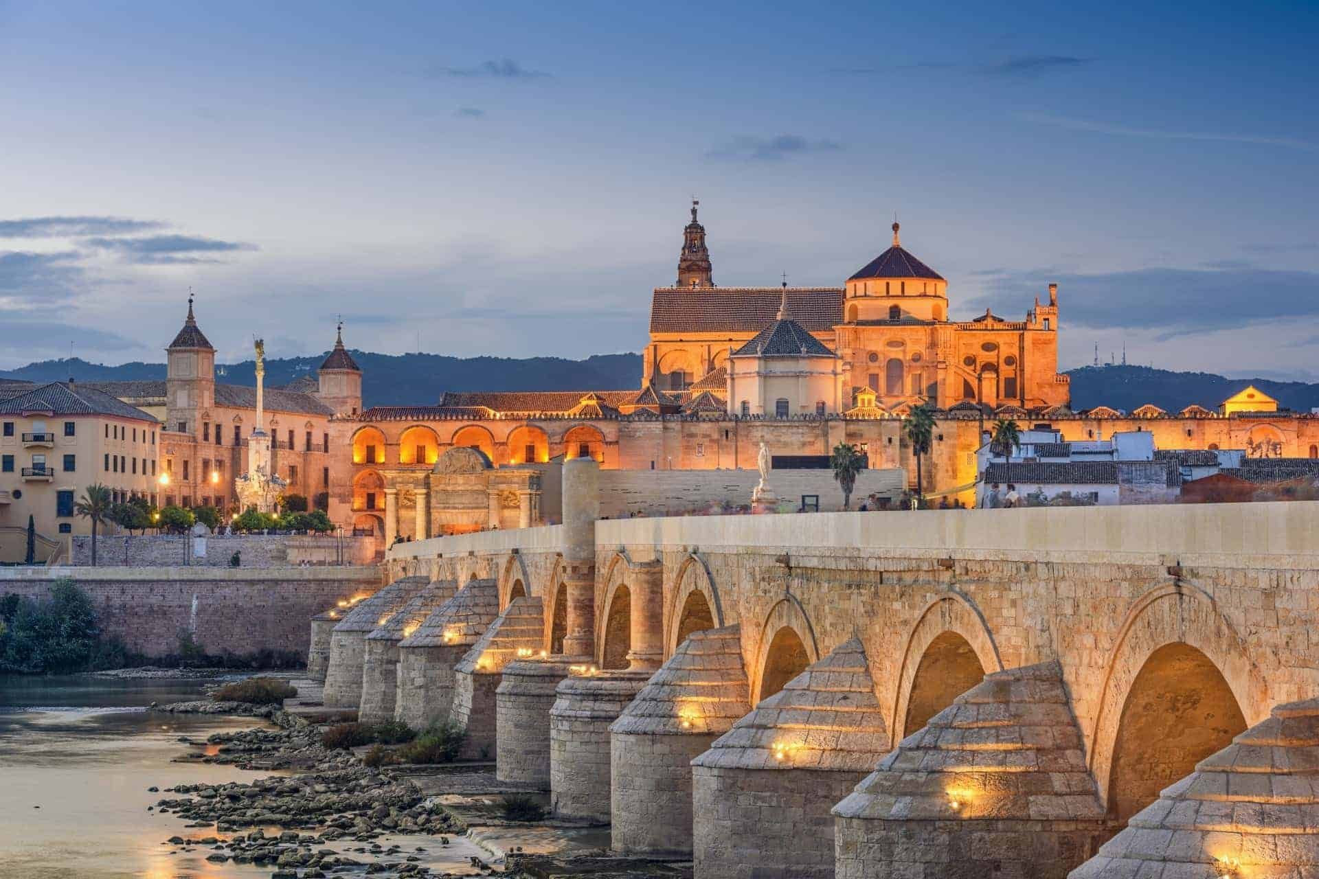 Moorish architecture, Cordoba, Spain