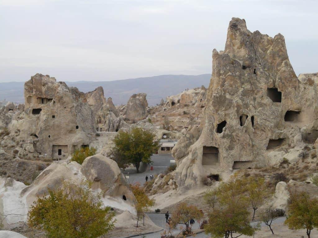 The Goreme Open-Air Museum - Turkey