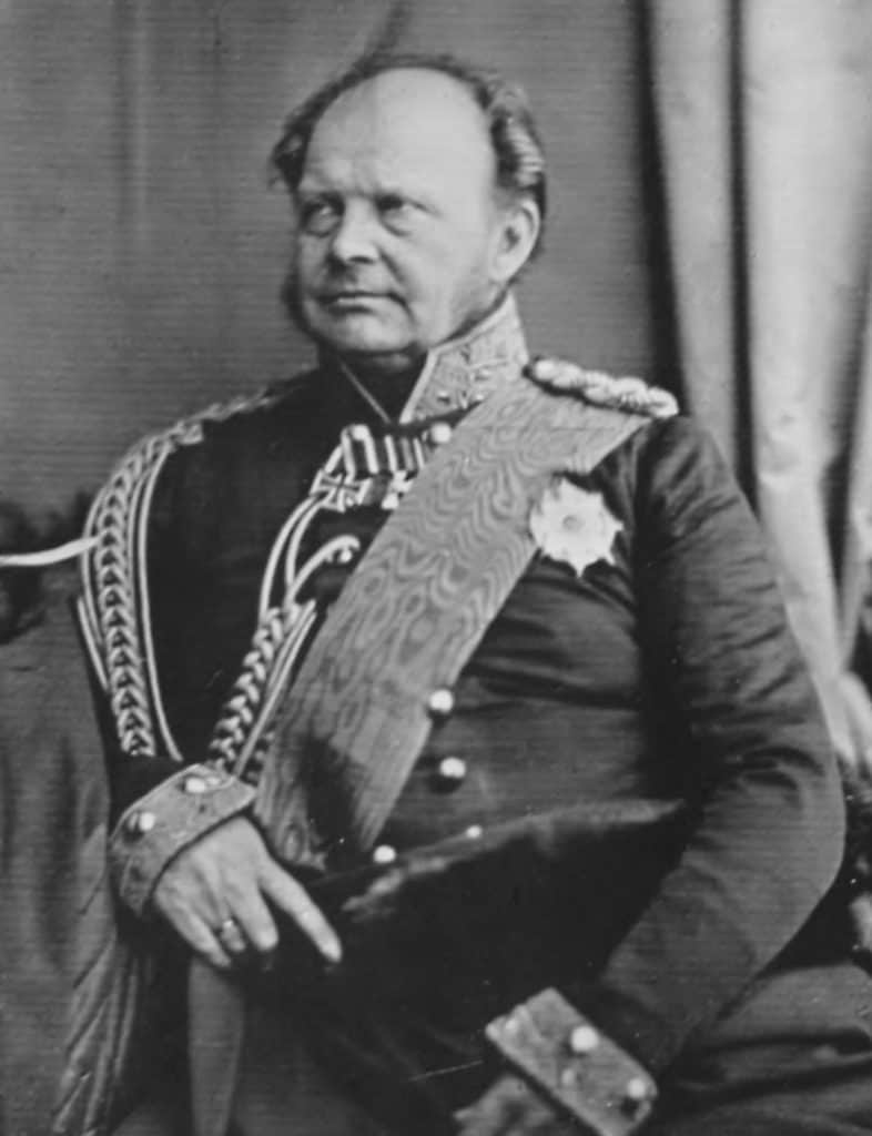 Photograph of Prussian leader