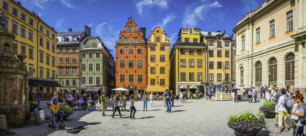 Swedish tours