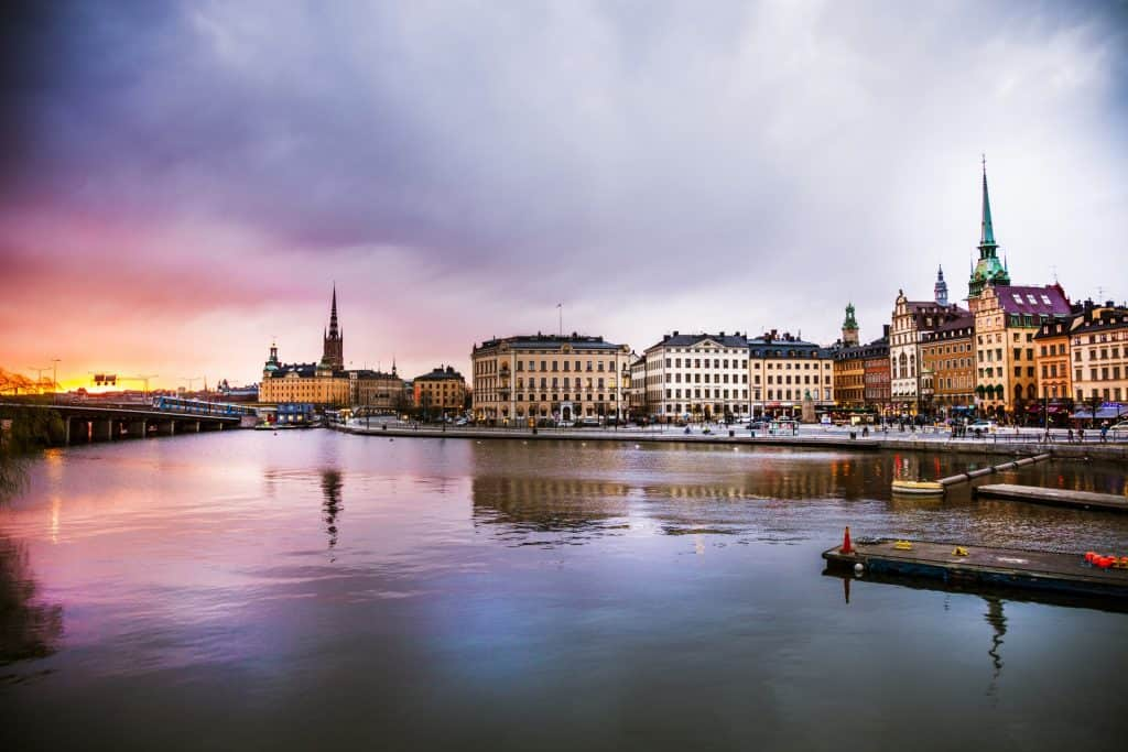 Tours of Sweden