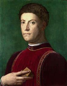 Piero the Gouty, by Bronzino