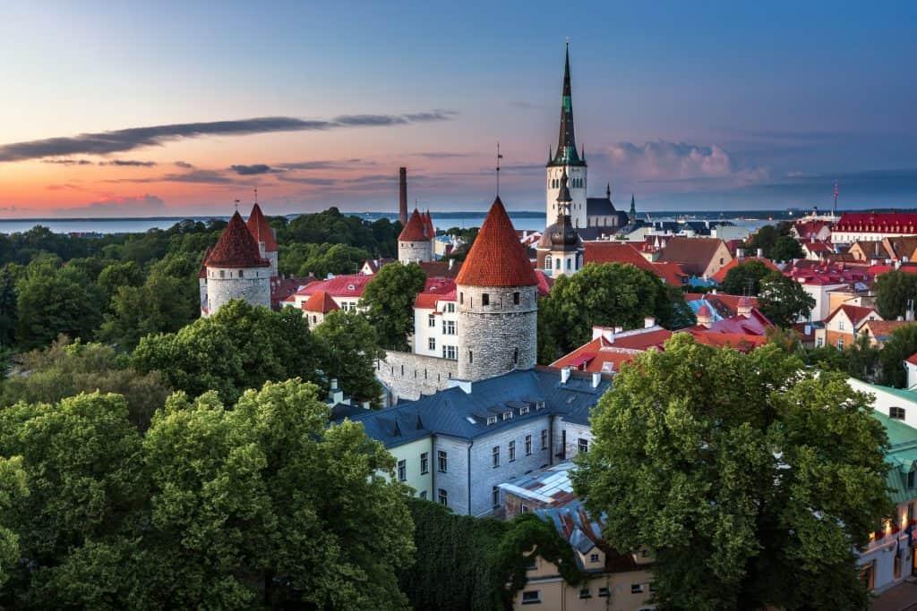 Tours of Estonia for seniors