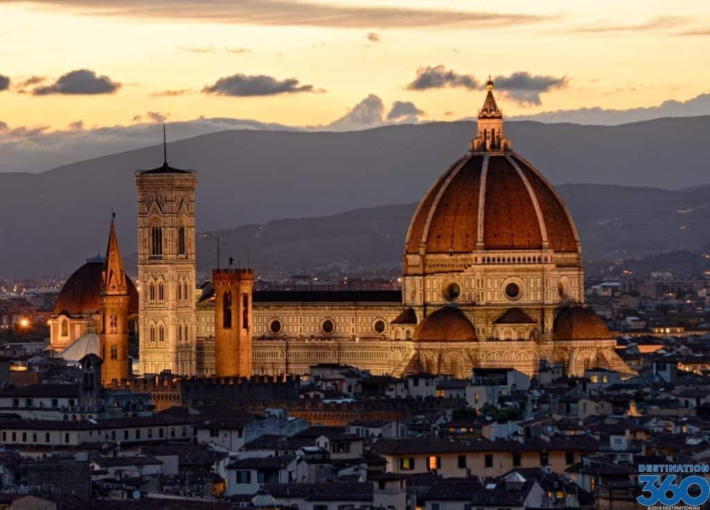 The Dome of Santa Maria Del Fiore