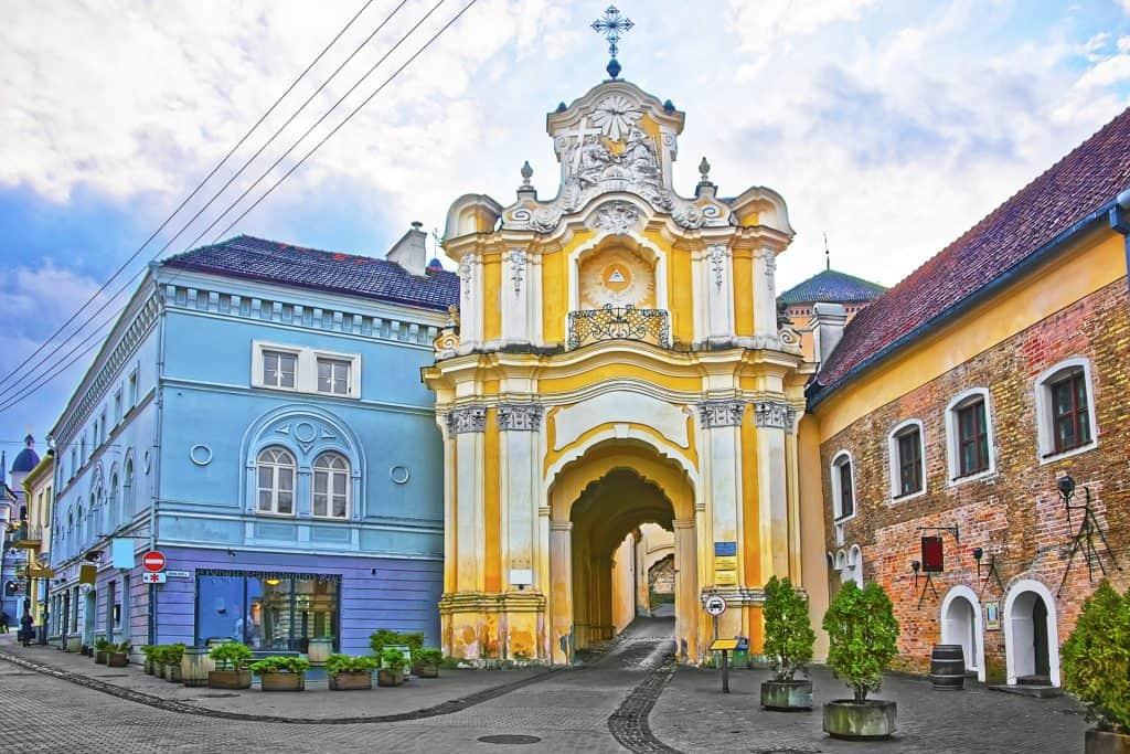 Tours of Baltics