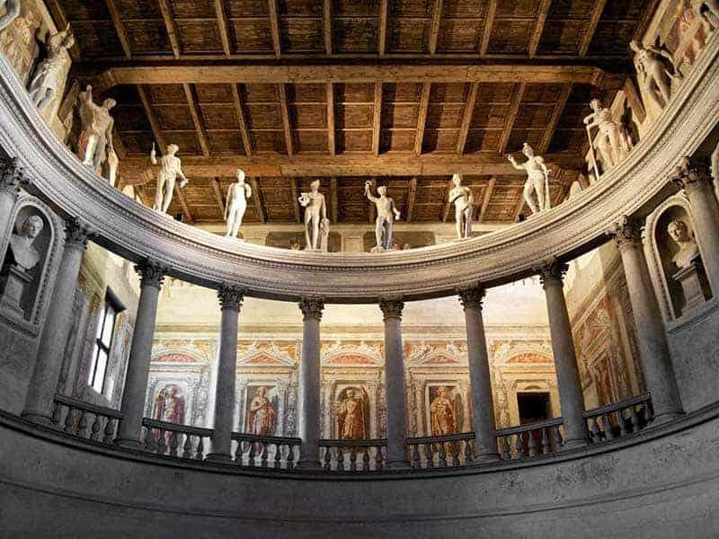 Teatro Olimpico, Sabbioneta