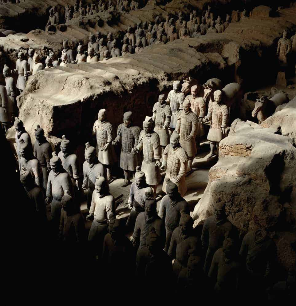 Terracotta Warriors Xian