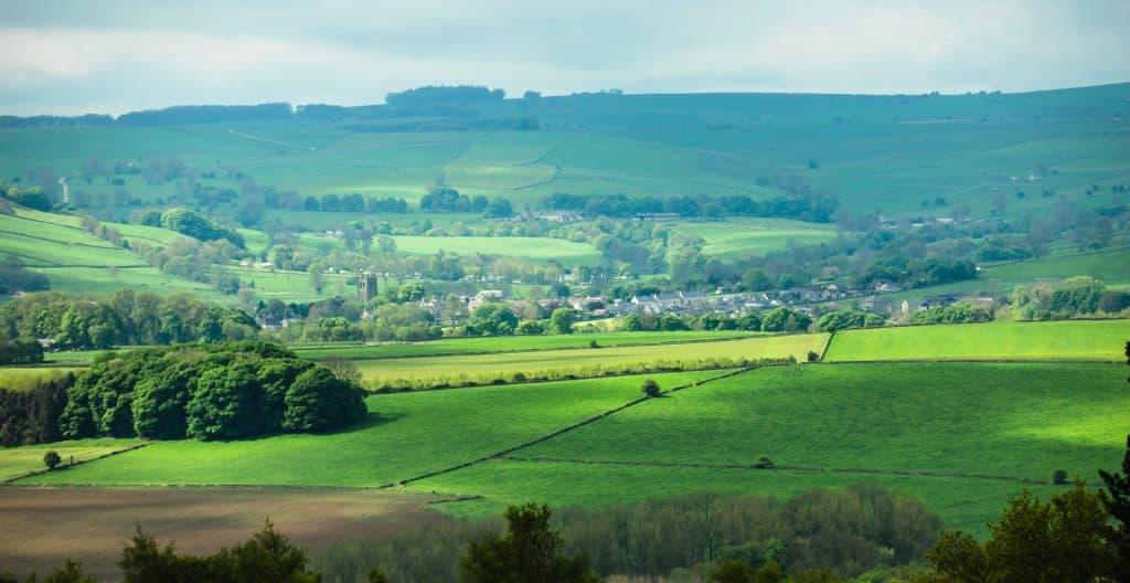 England villages