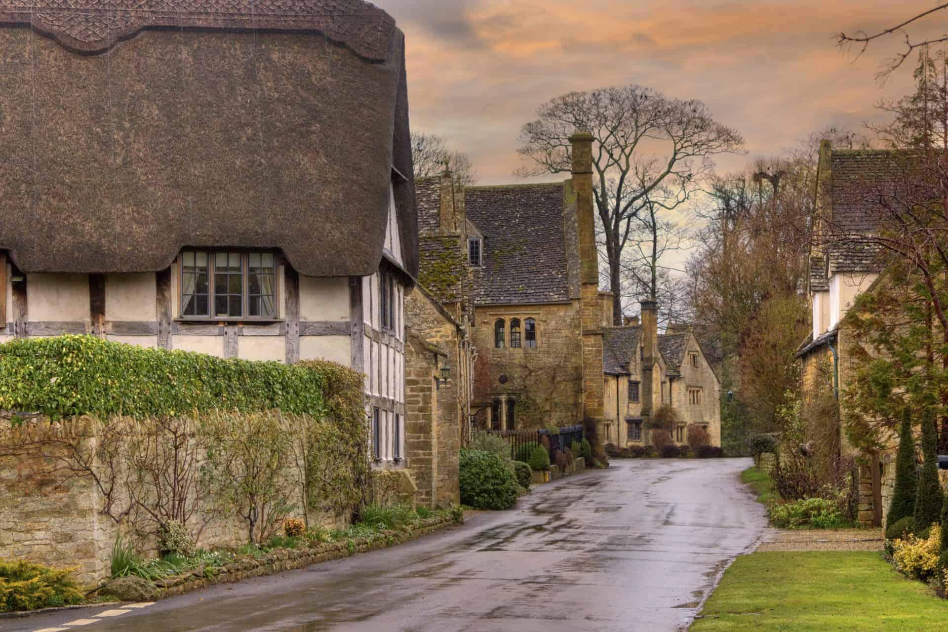 Stanton, Cotswolds village