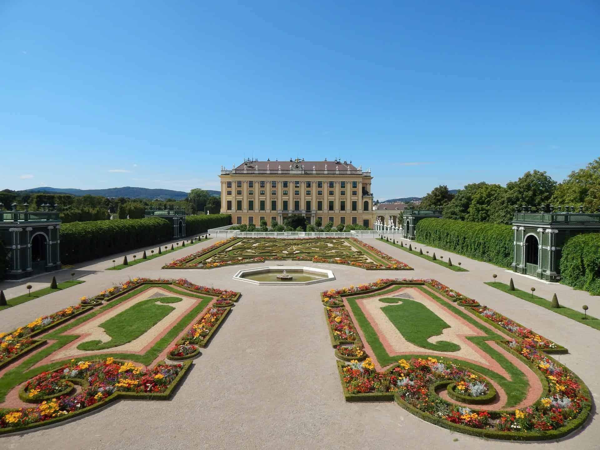 Austria - Vienna - Schoenbrunn-503846