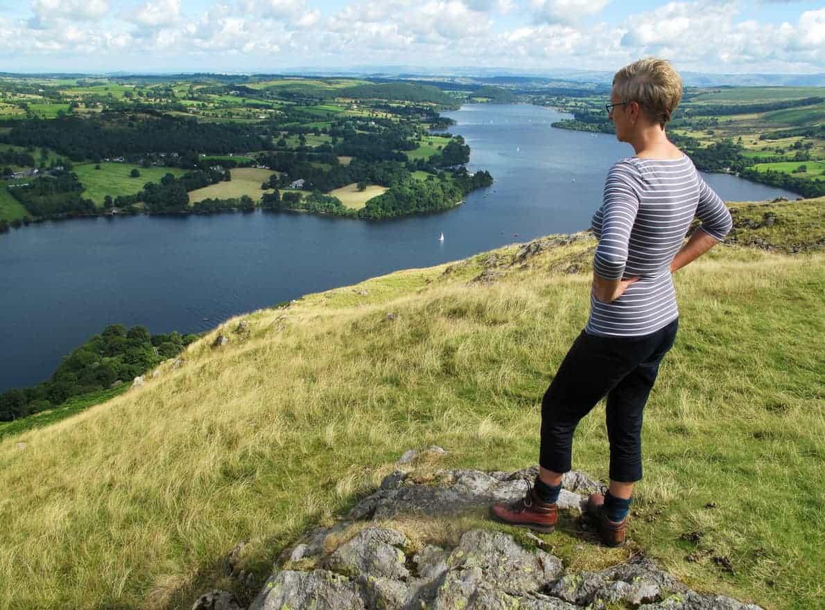 Lake District, Ullswater