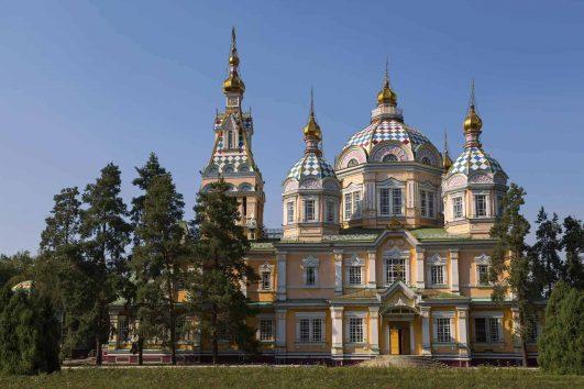 Ascension Cathedral kazakhstan