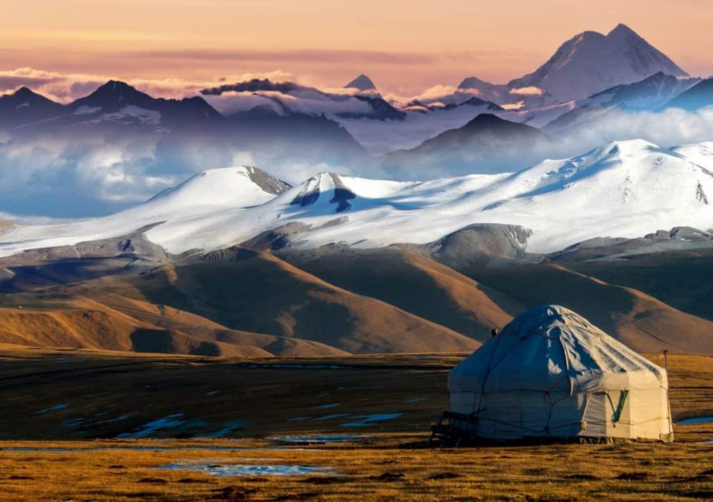 Small Group Tour - Kazakhstan