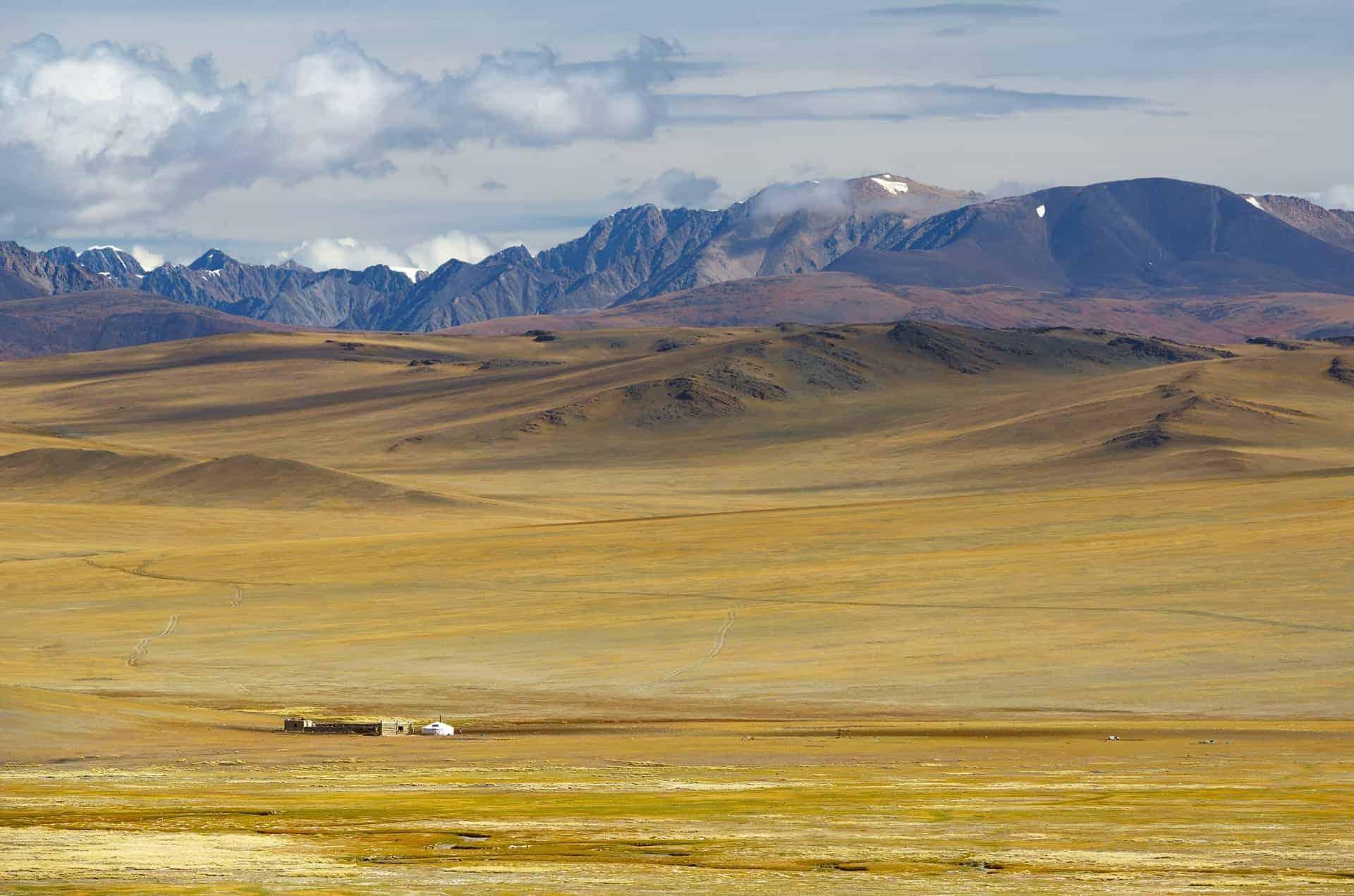 Mongolian tours