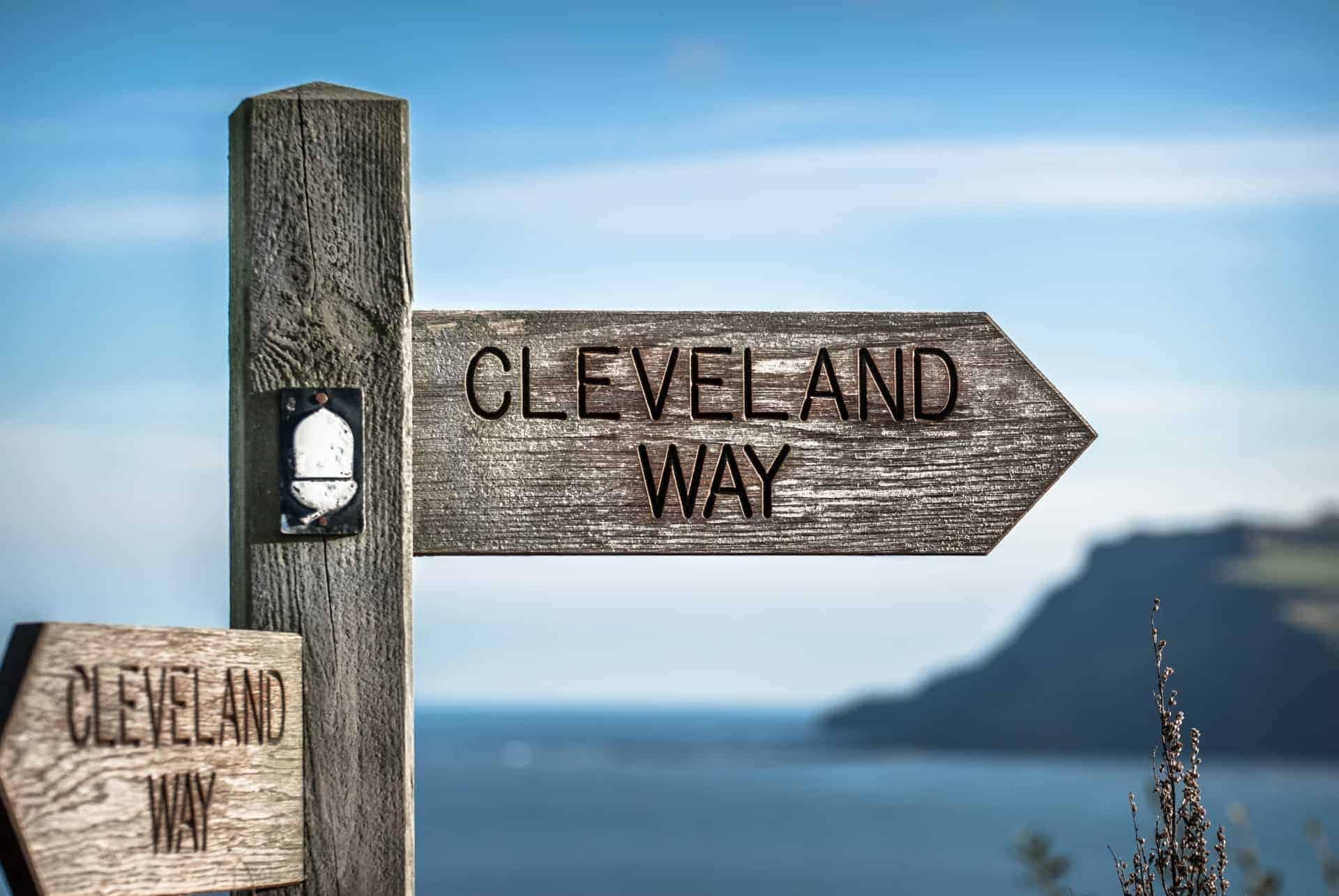 Cleveland Way UK