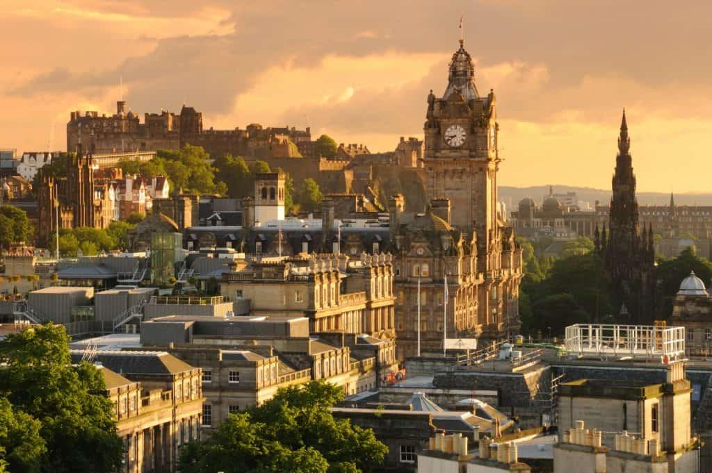 Edinburgh - Scotland -